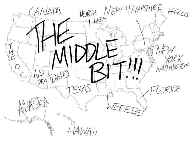 We Asked Brits To Label The United States Again Because It S A Thanksgiving Tradition