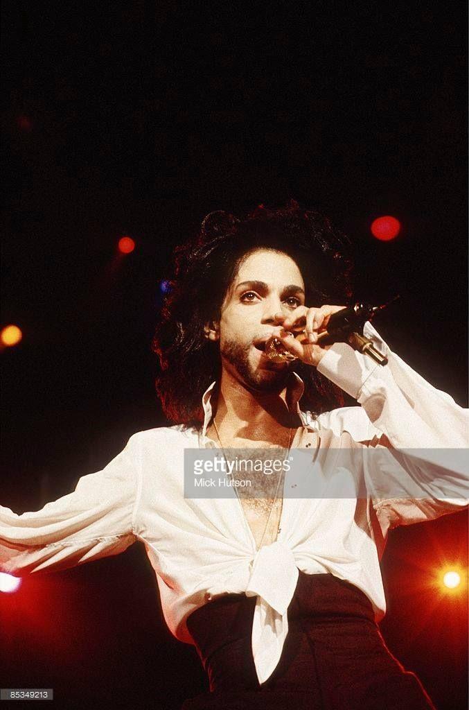 Prince - Nude Tour Wembley Arena 1990