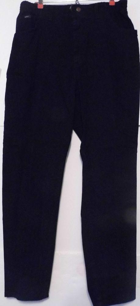 0f2b999cd25 Lee Womens Jeans Side Elastic Black Size 18W Medium Cotton Pants NWT  Lee