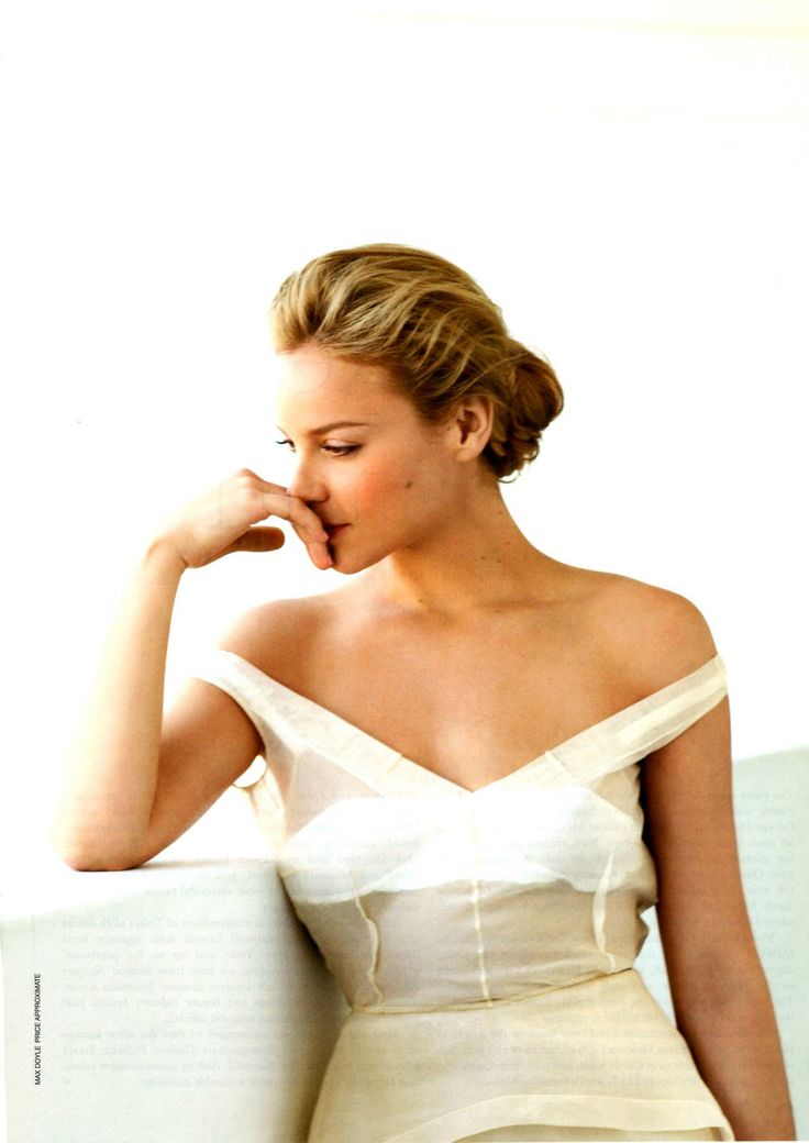 Photographer unknown  Abbie Cornish  Australian Vogue 2009