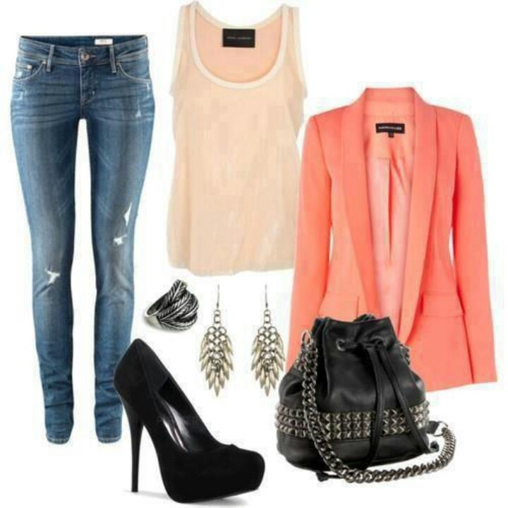 71 Best Images About Coral Jacket On Pinterest