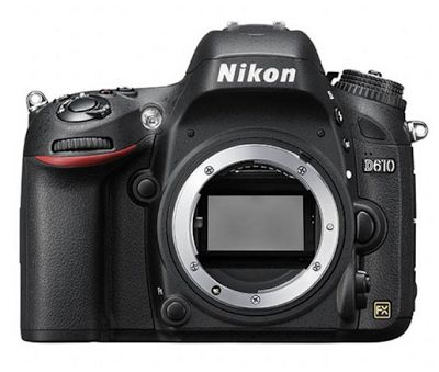 Nikon D610 Body Hitam Kamera DSLR [24 MP] | specification