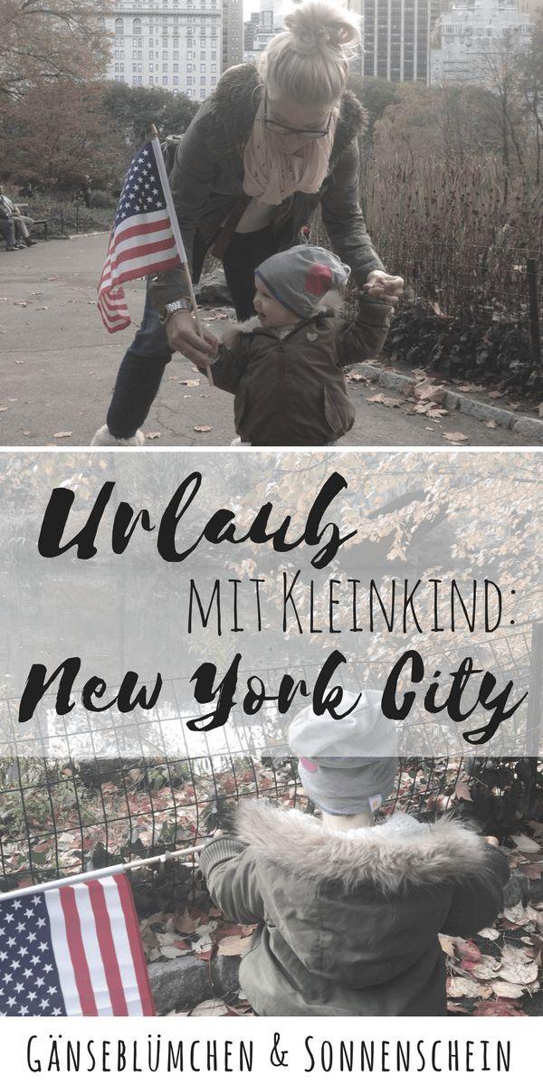 Was man mit Kleinkind so alles in New York City erleben kann? Jede Menge, die Stadt von einer ganz anderen Perspektive betrachten. What a perfect day!