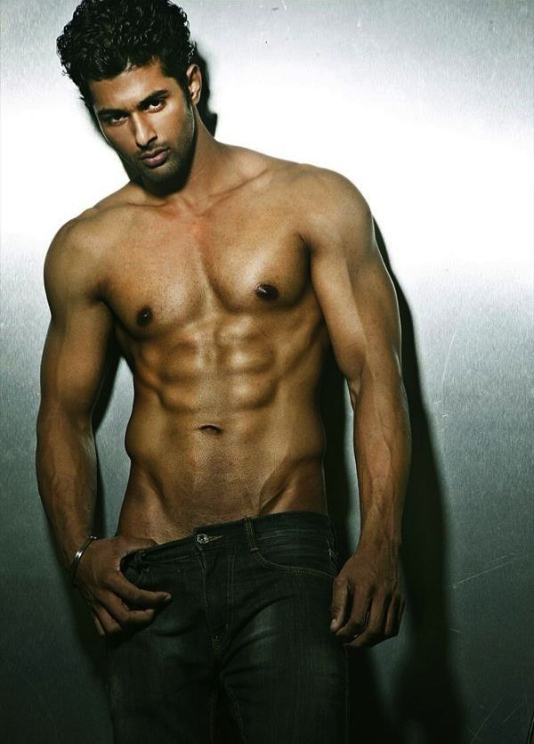 Indian sexy men in naked — pic 3