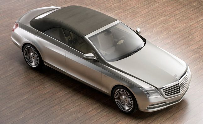 Mercedes-Benz S-Class Convertible Rumored Again. For more, click http://www.autoguide.com/auto-news/2012/06/mercedes-benz-s-class-convertible-rumored-again.html