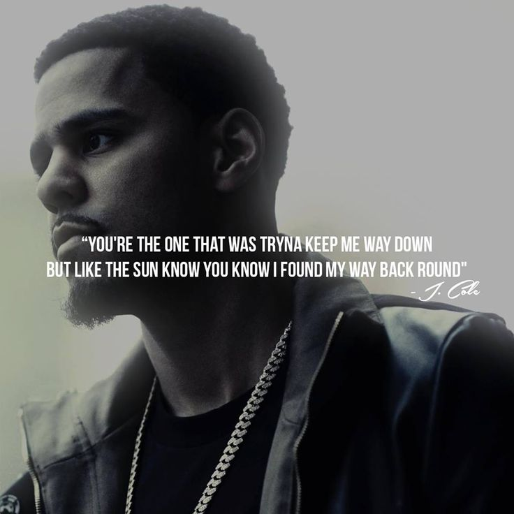 J Cole Crooked Smile Quotes 199 best images about ...