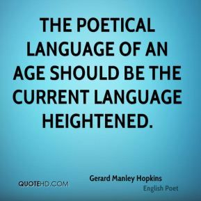 Gerard Manly Hopkins