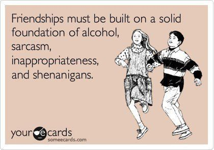 ecardBromance Ecards, Love My Friends, Best Friends, Funny Stories, True Friendships, So True, Funny Photos, E Cards Friends, True Stories
