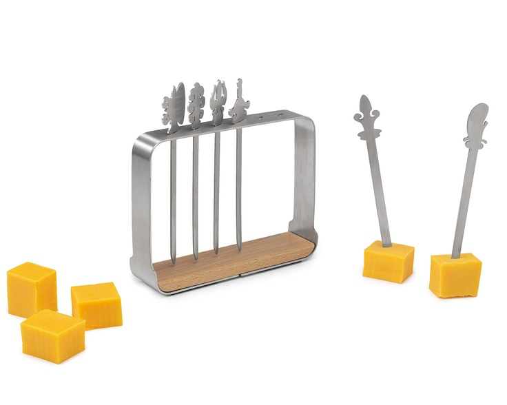 Weapon Cheese Knife Set $43.00