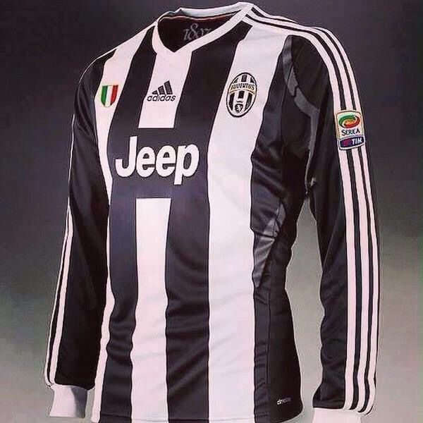 Juventus champions league jacket
