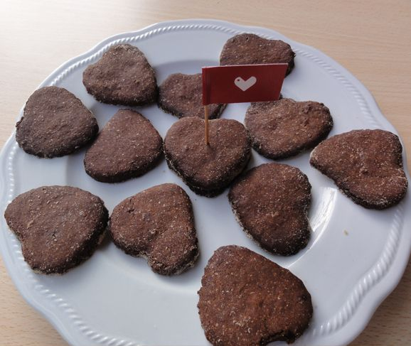 #Biscotti #Vegan al #Cioccolato • #Ricetta #VEGANGAME #Veg #Recipe #Food #Easy #Fast