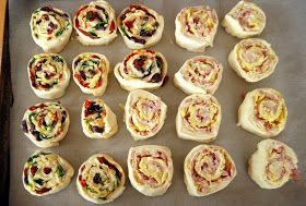 #Cheese and bacon scrolls made with your #Thermomix - #recipe