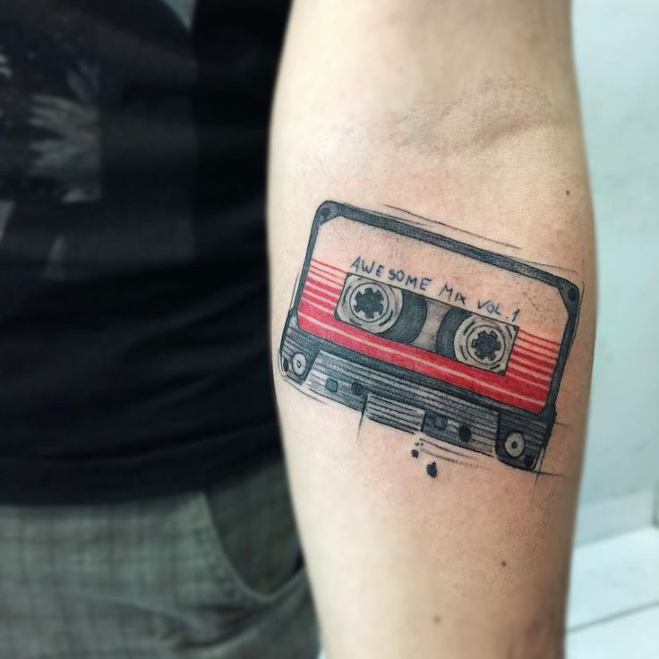Tattoo Quotes Music: Best 25+ Cassette Tattoo Ideas On Pinterest