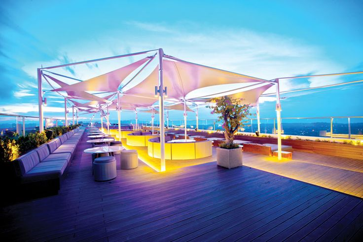 HBJ Roof top club