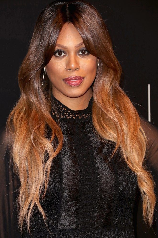 Sophia Burset is played by Laverne Cox