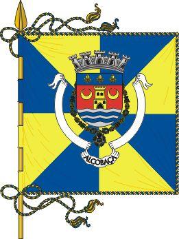 Bandeira de Alcobaça