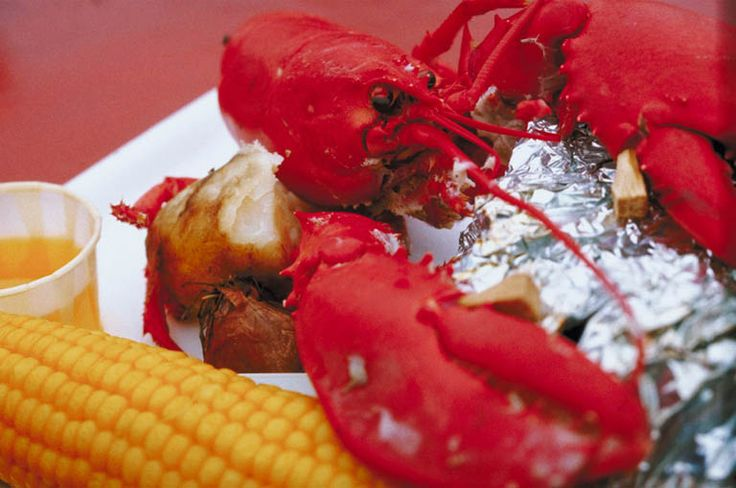 How to BBQ Lobster! Recipes for Barbecue Lobster and basting butter sauces.