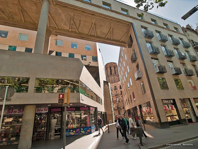 El Palau Nou de la Rambla - MBM Architects