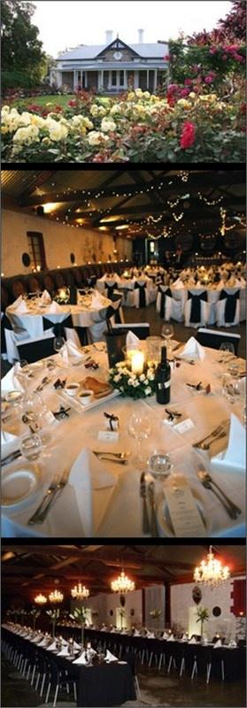 Saltram Wine Estate Wedding Venue