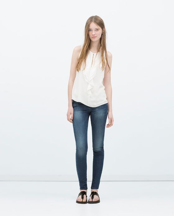 Souke - Pantalon coupe casual en coton bio - CrèmeSunseeker pg79Id