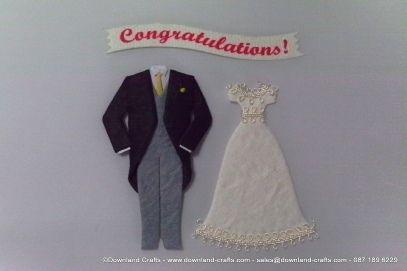 Wedding Theme Die Cut Pack
