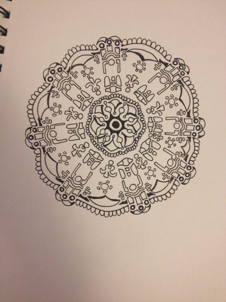 My line design born out of boredom