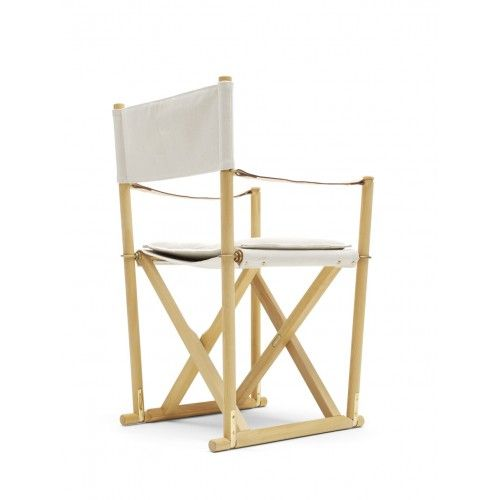 Carl Hansen Faltstuhl MK99200 / folding chair MK99200