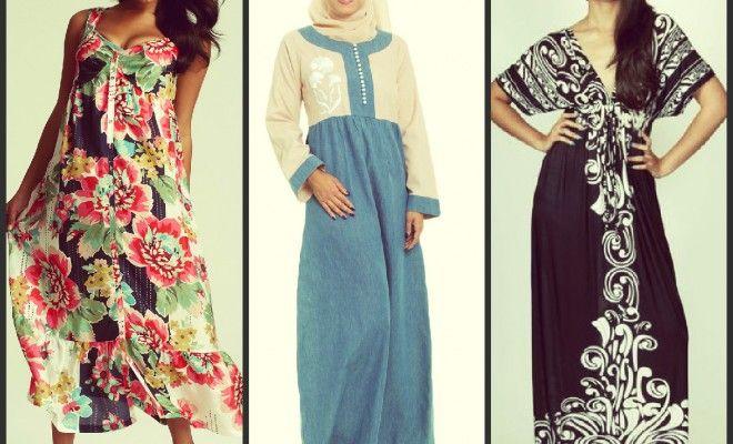 Anneye Hediye Edilebilecek Elbise Modelleri