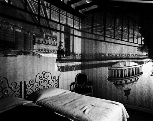 Abelardo Morell  Camera Obscura,Image Of The Pantheon In The Hotel Des  Grandsu2026