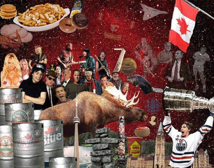 Canada summed up in 1 picture