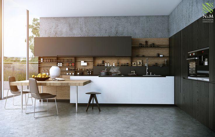Kitchen Poliform Phoenix