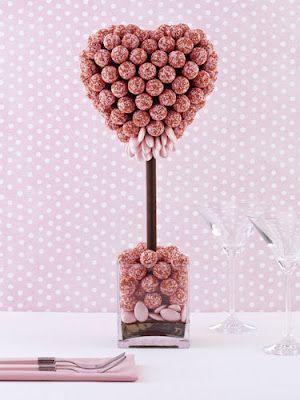 Love chocolate tree