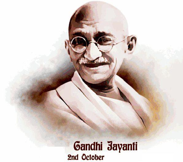 Gandhi Jayanti 2015