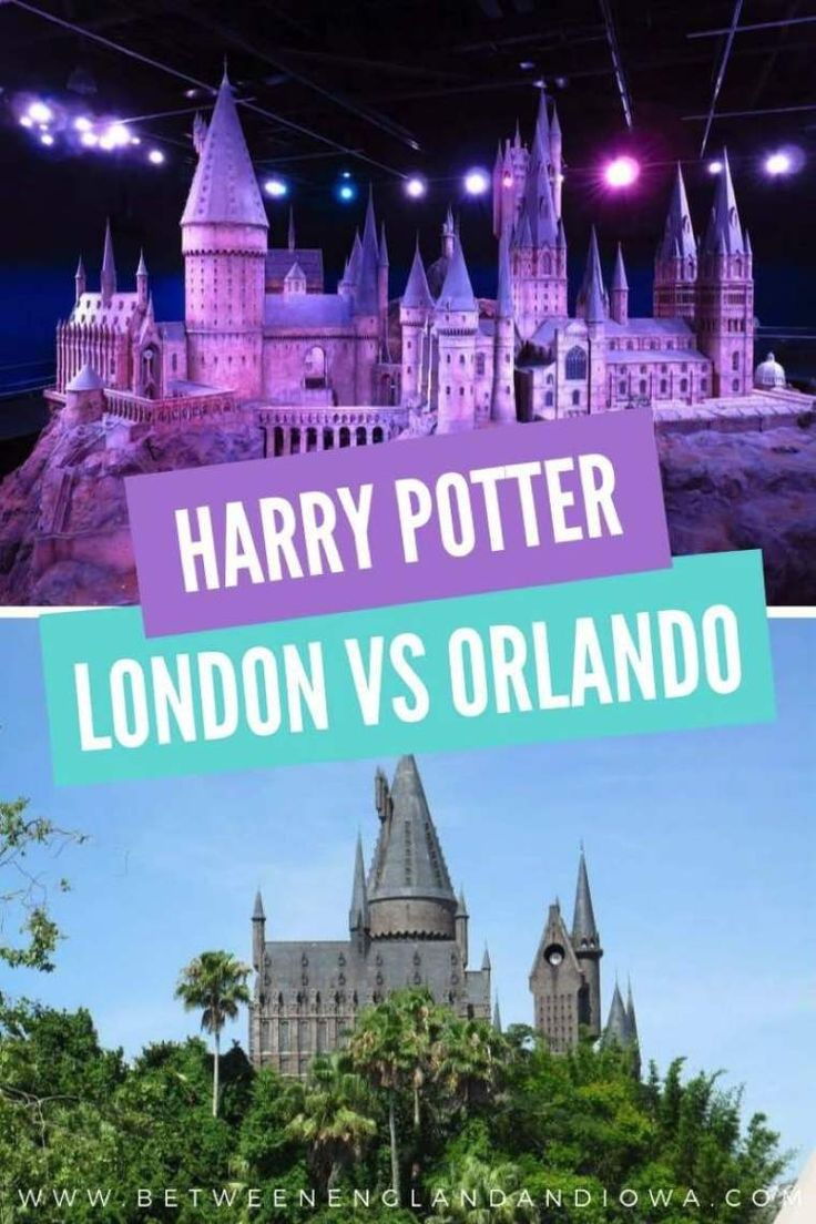 Harry Potter S Wizarding Worlds London Vs Orlando Which Is Better Warner Bros Studio Tour Warner Bros Studio Tour London Warner Bros Studios