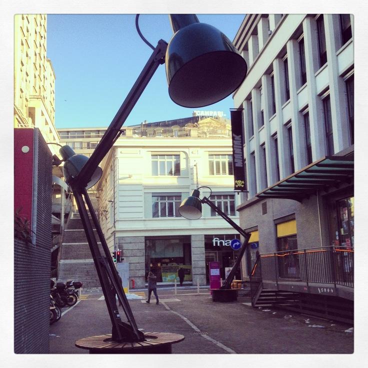 Lausanne Flon