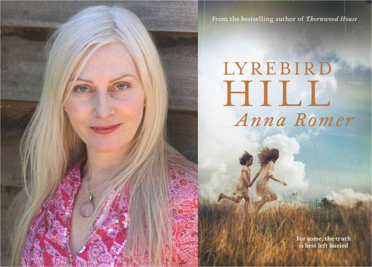 Win your copy of Anna Romer's Lyrebird Hill novel simply by using the #AusRomTodayLyrebirdHill hashtag on Facebook or Twitter to be in the draw!