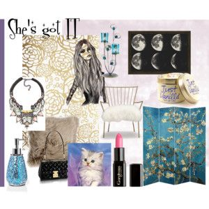 """She's got IT"" by mandyjanem on Polyvore"