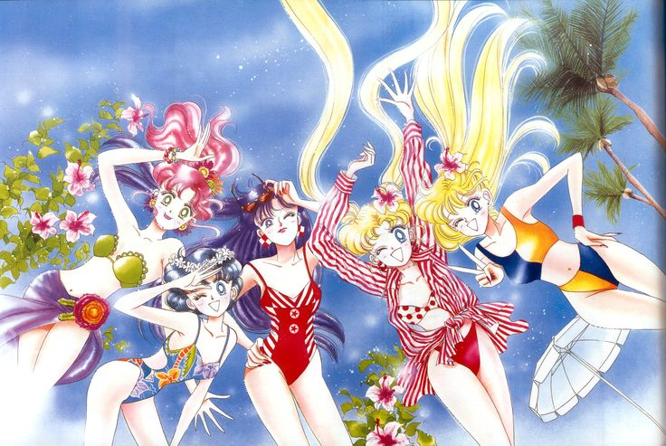 Volume I « SOS Sailor Moon Brasil