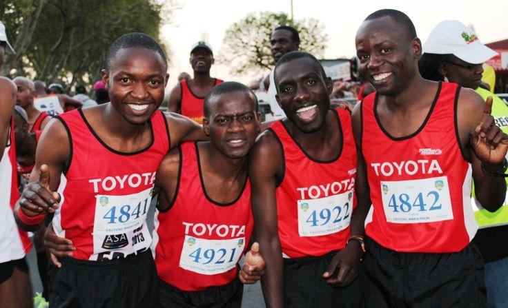 #GautengMarathon #Marathon #Craigsathletes 3013 -