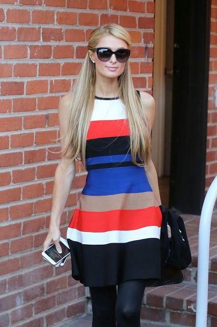 celebstills: Paris Hilton Style – Shops in Beverly Hills 3162016