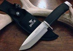 Buck survival knife