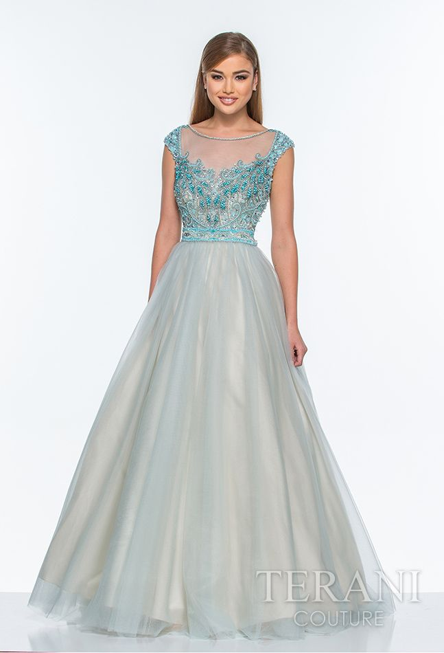 10 best Terani Couture | Sweet 16 images on Pinterest | Party wear ...