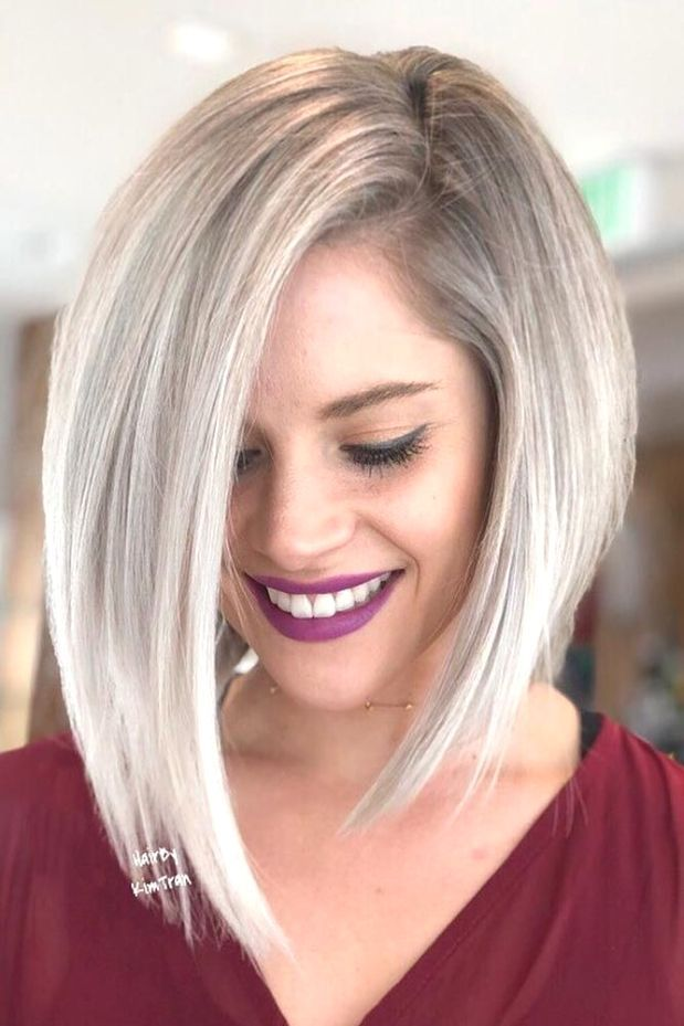 12+ Medium asymmetrical bob hairstyles info