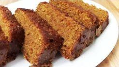 Receta facil Pastel Tarta de Zanahoria con frosting de queso (Carrot Cake) - YouTube
