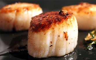 Discover the PERFECT way to sear scallops. Finally!