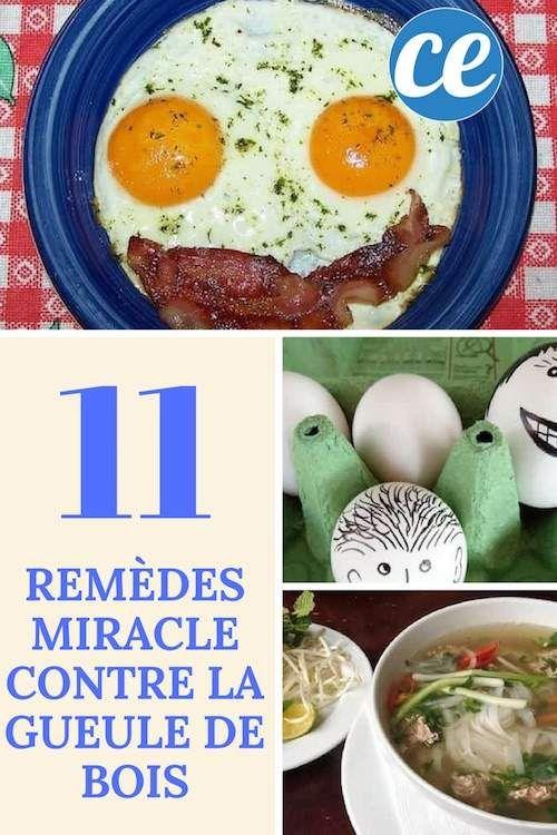 11 Remèdes Miracle Contre La Gueule de Bois.