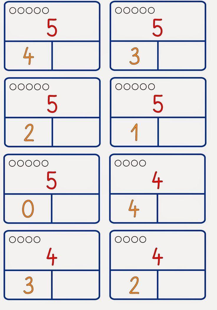 Lernstübchen: Zahlzerlegung nur bis 6 (2)