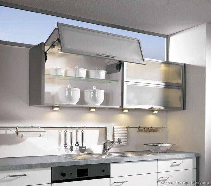 Modern Kitchen Design Aluminium