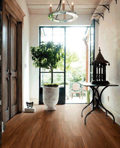 Laminate wood flooring inspiration
