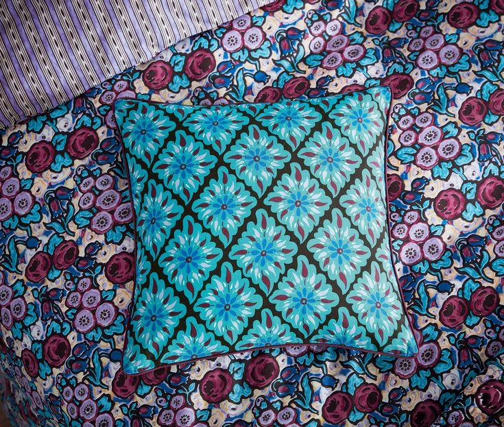 V&A Twilight Garden cushion Garden cushions, Cushions